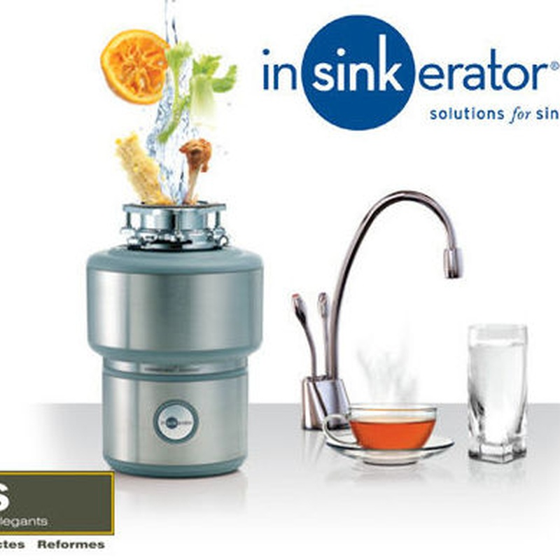 Complementos insinkerator. Tms reformes
