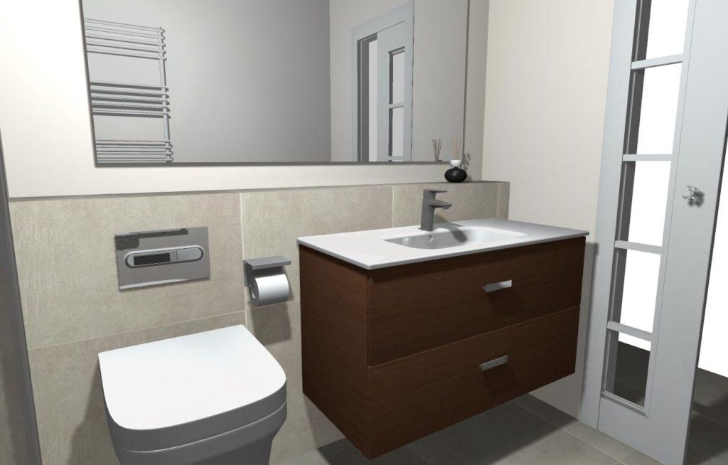 Reforma de baño en Vilassar de Mar. TMS reformes.